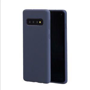 Blackweb SoftTouch SiliconeCase/Samsung Galaxy S10